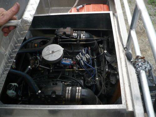 Landing Craft Engine