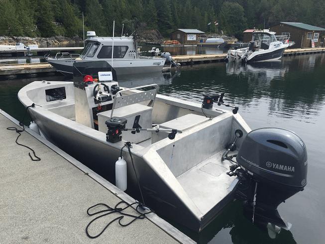19' Fishing Boat